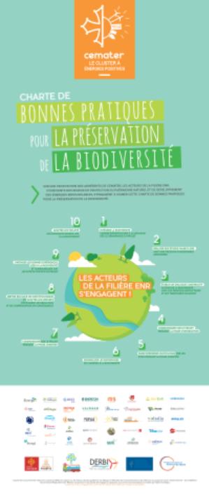 Visuel kakemono charte biodiversité