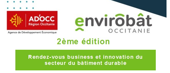 2ème édition du B TO BUILD – RDV Business et Innovation du secteur du bâtiment durable