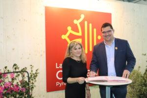 Signature convention de partenariat FEE / CEMATER