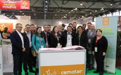 Encore une belle édition Energaïa pour Cemater et ses membres !