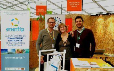 Enerfip, le booster du financement citoyen des energies renouvelables