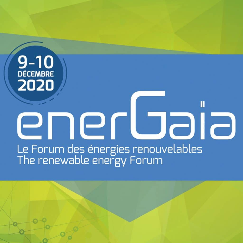 Participation au Forum Energaïa 2020
