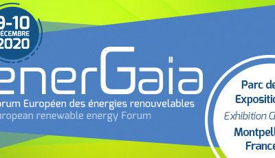 Retrouvez Cemater au Forum européen des Énergies Renouvelables 2020