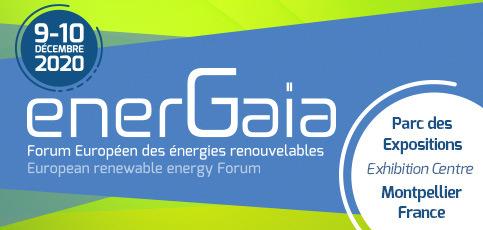 Energaïa 2020 - Cemater - Energies renouvelables