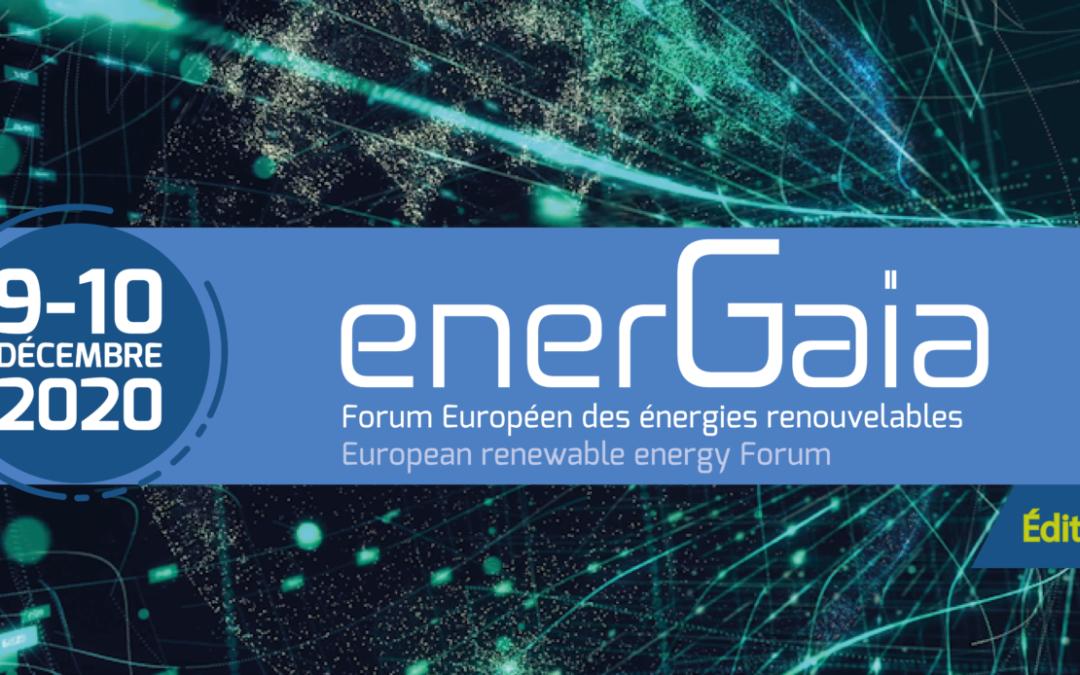 Energaïa - Cemater partenaire