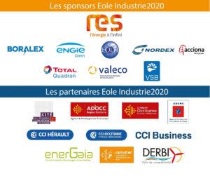 Eole Industrie sponsors et partenaires