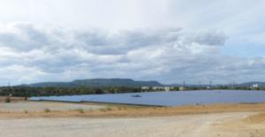 PL- photomontage du futur parc PV