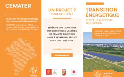 «Transition énergétique, les élus au cœur de l'action»