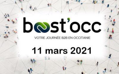 Cemater, partenaire de l'événement Boost'Occ