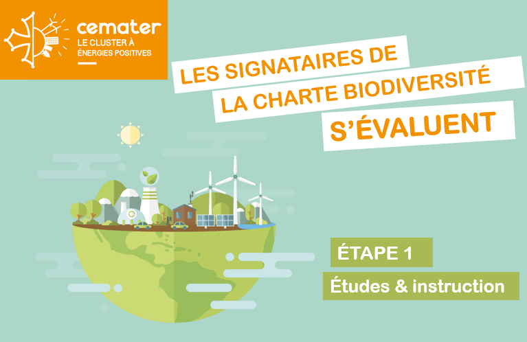 Les signataires de la charte biodiversité de Cemater témoignent : Retour de VSB Énergies nouvelles