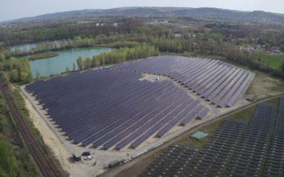 VALOREM : Le parc solaire de Maillol en Haute Garonne bientôt mis en service !