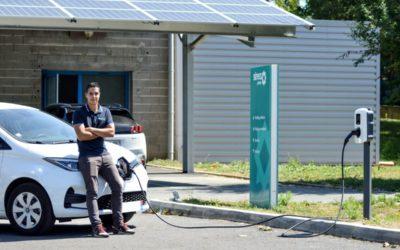 En Juin, Sirea a couvert 70% de ses besoins en énergie grâce au solaire